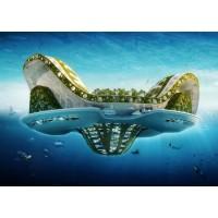 Плавающие города – инновационный Ноев Ковчег «Кувшинка»