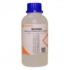 12880 µS/cm Conductivity Calibration Solution, 230 mL Milwaukee