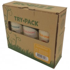 BioBizz Try Pack Indoor 250 ml