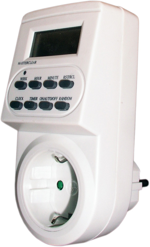 электрический таймер розетка инструкция - фото 3